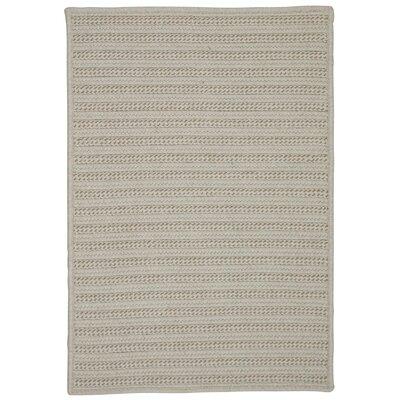 Cambridge Hand-Woven Natural Indoor/Outdoor Area Rug Rug Size: Runner 2 x 9