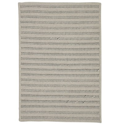 Tidewater Reversible Hand-Woven Natural Indoor/Outdoor Area Rug Rug Size: 5 x 7