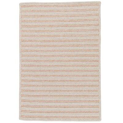 Cambridge Hand-Woven Natural Area Rug Rug Size: 5' x 7'