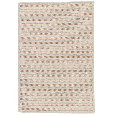 Cambridge Hand-Woven Natural Area Rug Rug Size: 12 x 15