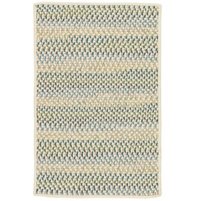 Arvie Hand-Woven Natural Area Rug Rug Size: 10 x 13