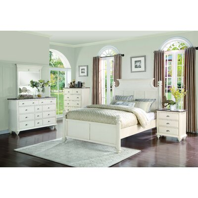 Sandhill Platform Bed Size: Queen