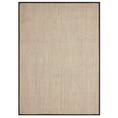 Moira�Beige Area Rug Rug Size: 19 x 210