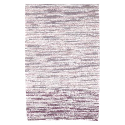 Striped Beach Towel Color: Purple