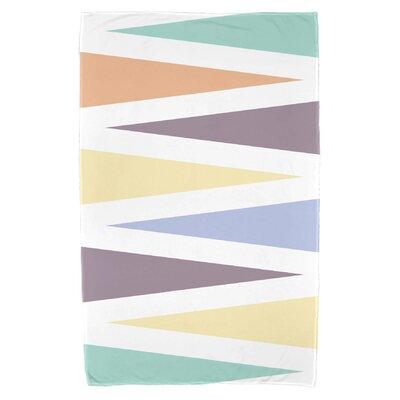 Backgammon Beach Towel Color: Lavender