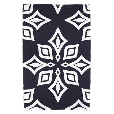 Antioch Beach Star Beach Towel Color: Navy Blue