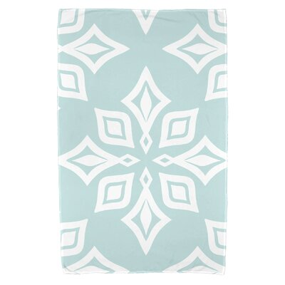Antioch Beach Star Beach Towel Color: Aqua