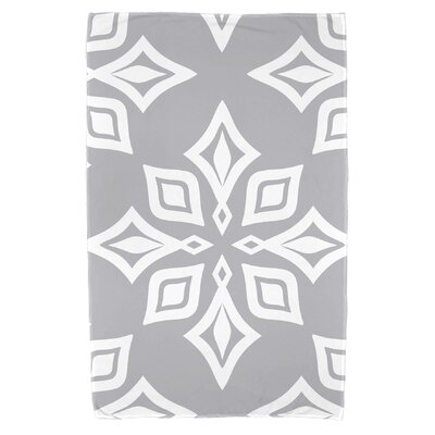 Antioch Beach Star Beach Towel Color: Gray