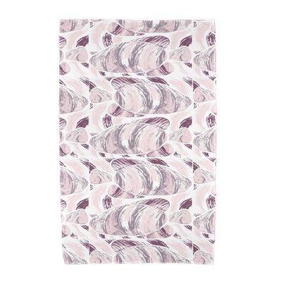 Rocio Fishwich Beach Towel Color: Purple