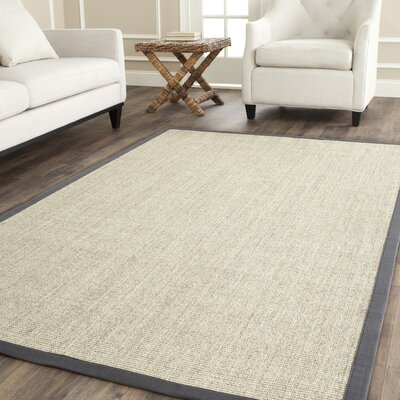 Jacob City Beige Area Rug Rug Size: 26 x 4