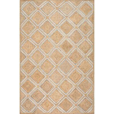 Farra Tan Area Rug Rug Size: Rectangle 5 x 8
