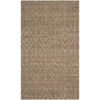 Mora Camel Area Rug Rug Size: Rectangle 2 x 3