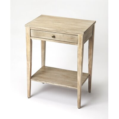 Fairfield Console Table Finish: Driftwood