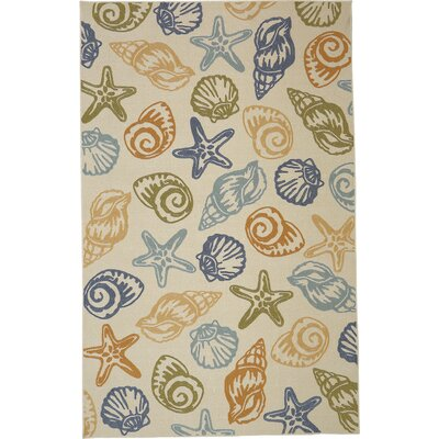 Southbridge Beige Area Rug Rug Size: Rectangle 5 x 8
