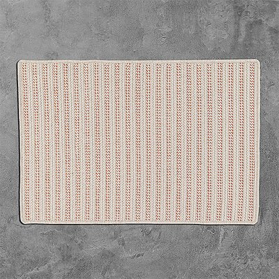 Tidewater Hand-Woven Natural Area Rug Rug Size: 12 x 15