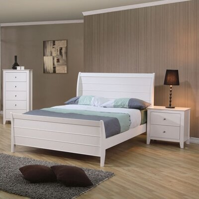 Clarendon Sleigh Customizable Bedroom Set