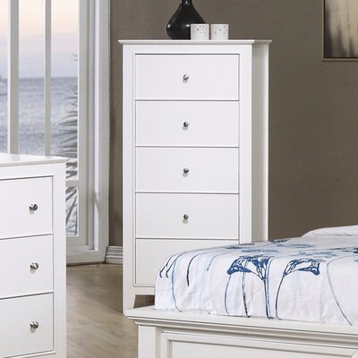Clarendon 5 Drawer Chest