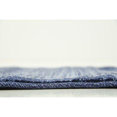 Chula Vista Blue Area Rug Rug Size: 2' x 3' SEHO6547 31614433