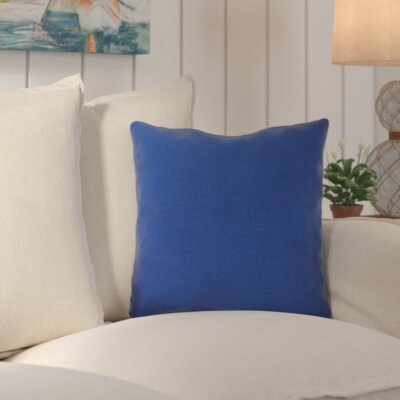 Port Mahon Indoor/Outdoor Throw Pillow
