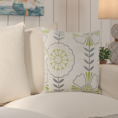 Flower Power Indoor / Outdoor Euro Pillow