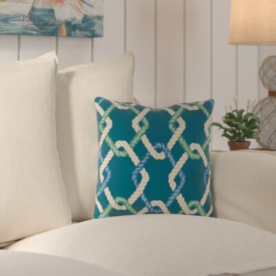 Lake Alfred Outdoor Throw Pillow