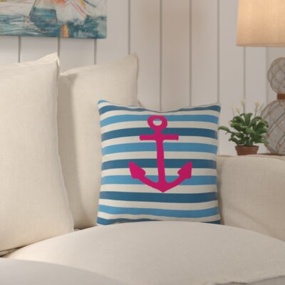 Whitherspoon Stay Indoor/Outdoor Throw Pillow Size: Small
