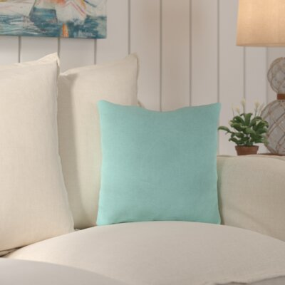 Boothbay Indoor/Outdoor Throw Pillow Size: 18 H x 18 W x 4 D