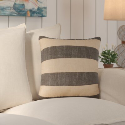 Rockridge Burlap Throw Pillow