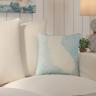 Wortham Cotton Throw Pillow