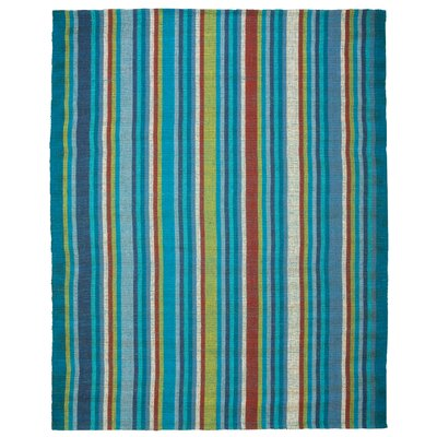 Belleair Hand-Braided Rectangle Metro Area Rug