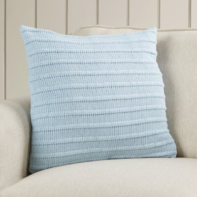 Harbeson Textured Throw Pillow