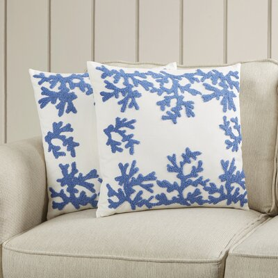 Wynyard Cotton Throw Pillow