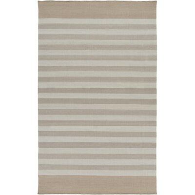Kinslee Light Gray Area Rug Rug Size: 2 x 3