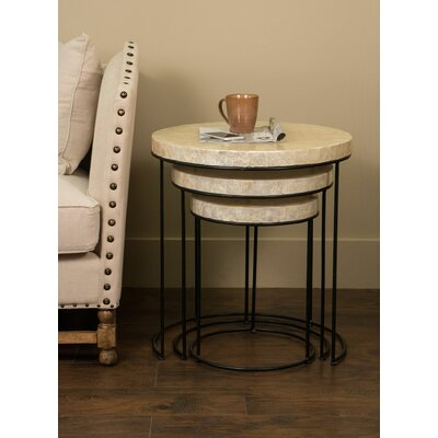 Dalvey 3 Piece Nesting Tables