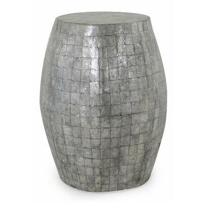 Dalvey End Table Finish: Silver