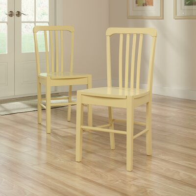 Bithlo Side Chair Finish: Melon Yellow