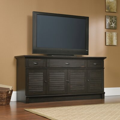 Pinellas 71 TV Stand Color: Antique Paint