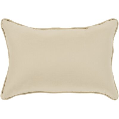 Murrayville Outdoor Lumbar Pillow Color: Beige