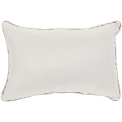 Murrayville Outdoor Lumbar Pillow Color: Light Gray