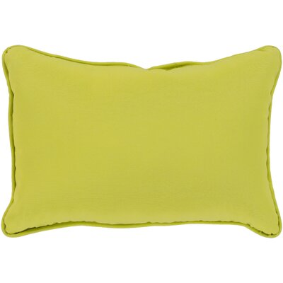 Murrayville Outdoor Lumbar Pillow Color: Lime