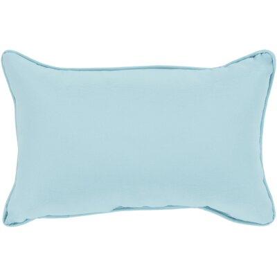 Murrayville Outdoor Lumbar Pillow Color: Light Blue
