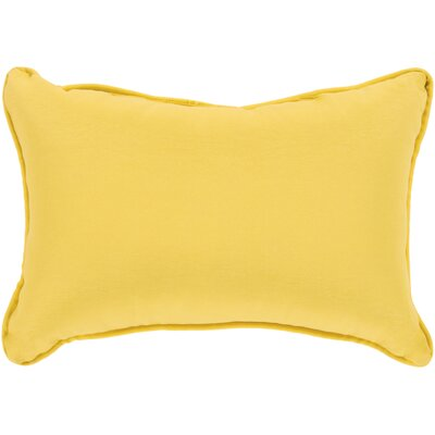Murrayville Outdoor Lumbar Pillow Color: Sunflower