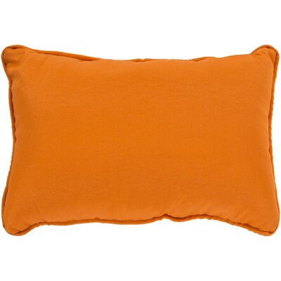 Murrayville Outdoor Lumbar Pillow Color: Burnt Orange