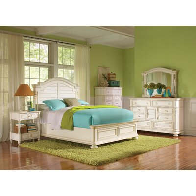 Vassar Panel Customizable Bedroom Set