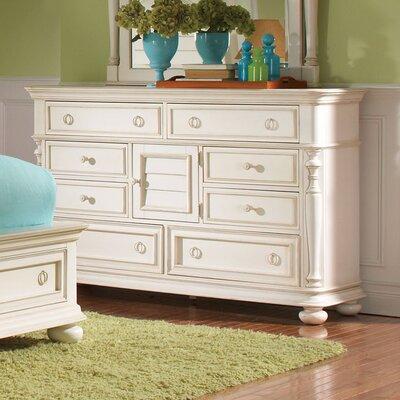 Vassar 8 Drawer Standard Dresser
