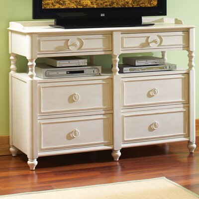 Vassar 6 Drawer Media Chest
