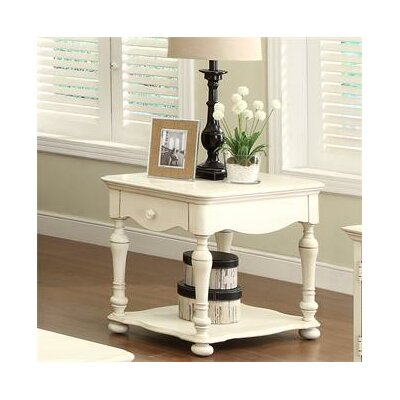 Vassar 2 Drawer Nightstand