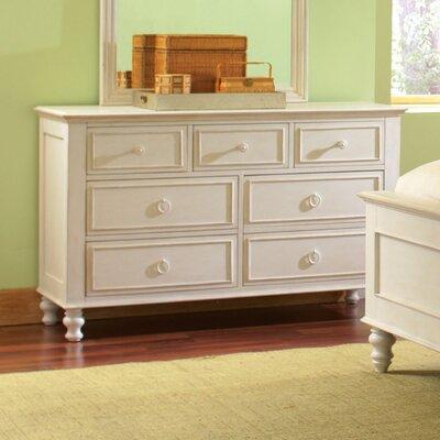 Vassar 7 Drawer Standard Dresser