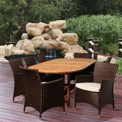 Trustworthy Dining Set Oval Table Product Photo