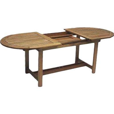 Bridgepointe Eucalyptus Dining Table